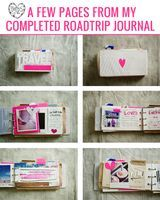 vol.25: My Road Trip Journal + printable pages listed!
