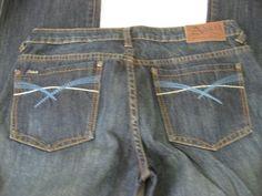 womens adiktd  jeans 30x35 #adiktd #BootCut