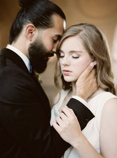 Fine Art Civil Wedding Inspiration | Lara Lam | Kyla Gold | Bridal Musings Wedding Blog