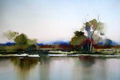 ARNHEM LAND REFLECTIONS   Splashing Paint
