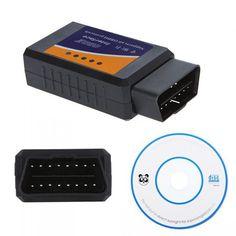 Wi-Fi wifi ELM 327 ELM327 OBD 2 II Car Diagnostic Tool OBD Scanner Interface Scanner Wholesale #Affiliate