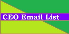 #Ceoemaillist it is email marketing site list. http://www.seoteambd.com/ceo-email-list-for-true-wealth-besides-network-marketing/