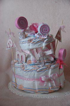 torta pannolini diaper cake
