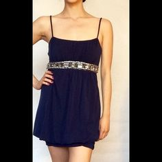 Navy Blue Dress from City Triangles  Navy Blue Dress from City Triangles  Used once  City Triangles Dresses Prom