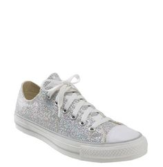 Converse Chuck Taylor® Glitter Sneaker available at #Nordstrom