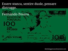 Cartolina con aforisma di Fernando Pessoa (21)