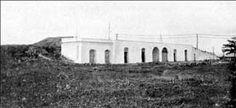 Líneas de Defensa de San Juan CUARTEL DEFENSIVO DE S. RAMON C. 1898