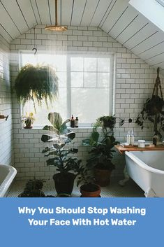 40 Amazing Bohemian Style Bathroom Decor Ideas – – Rebel Without Applause Clawfoot Tub Bathroom, Bathroom Plants, Small Bathroom, Bathroom Ideas, Bathroom Organization, Neutral Bathroom, Earthy Bathroom, Bathroom Beadboard, Bathroom Showers