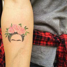Frida tattoo #annatattoo #annatat #frida #fridatattoo #tattoo #hailintattoo
