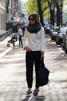 Perfect relaxed  professional look