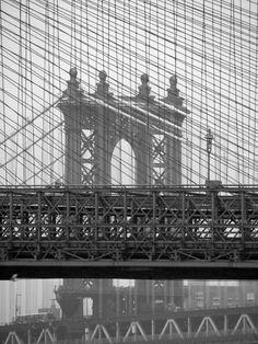 New York bridges.