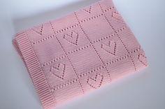 Knit Baby Blanket Pattern Knitting Pattern for Babies от belovedLT
