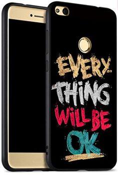 nice PREVOA Huawei P10 Lite Funda - Colorful Silicona Funda Case Protictive para Huawei P10 Lite - Smartphone -