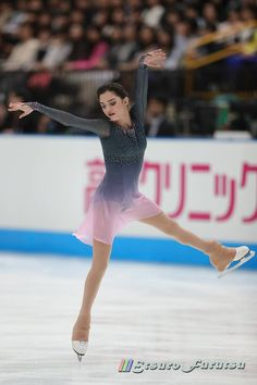 Evgenia Medvedeva, Japan Open 2016