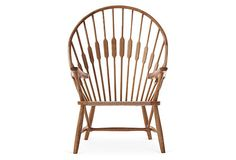 Peacock Chair, Natural on OneKingsLane.com $699 Stand-alone side chair?