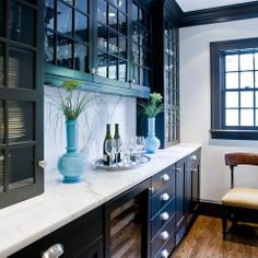 21 Dining Room Built-In Cabinets and Storage Design - Esszimmer Dining Room Storage, Dining Room Buffet, Dining Furniture, Dining Room With Buffet, Cabinets In Dining Room, Dining Table, Outdoor Dining, Kitchen Storage, Cabinet Storage