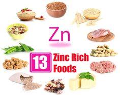 """Képtalálat a következőre: """"top zinc rich food"""""""