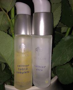 Vores CELLTREX COQ10 COMPLETE, bruges om morgen, den fremmer celleenergiproduktionen, og så indholder den også C og E vitaminer som beskytter huden. Så har vi også vores CELLTREX ULTRA RECOVERY FLUID som bruges om aften det er en let plejende serum, som giver daglige beskyttelse med anti-oxidanter og fremmer en sund hud. Vil du vide mere om vores produkter, så med dig ind i vores Facebook gruppe #NaturligvelværeNU join our group #NaturligvelværeNU #celltrexcoq10 #celltrex #serum #nuskin