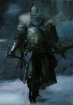 Dark Souls II - Concept Art - Faraam Art