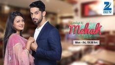 Zindagi Ki Mehek's (Zee TV and Parin Multimedia) lead couple Shaurya (Karan Vohra) and Mehek (Samiksha Jaiswal), who have always seen supporting each Karan Vohra, Dramas Online, Indian Drama, Tv Watch, Video Channel, Episode Online, F 16, Tv Actors, All Video
