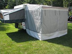 A Amp E Trimline Screen Privacy Room For 11 Bag Awning With