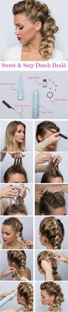 Dutch-Braid-Ponytail-Hairstyle-Tutorial