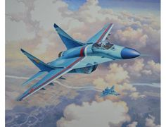 The Revell 1/72 MiG-29S Fulcrum from the plastic aircraft model kits range accurately recreates the real life Russian cold war multi-role aircraft. This model requires paint and glue to complete.
