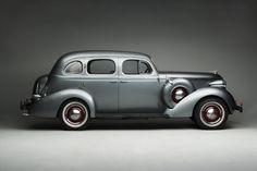 1937 Studebaker Model Dictator