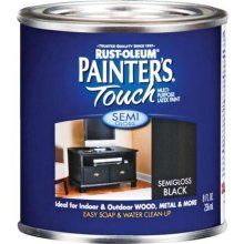 The paint we are using to make sure the cracks get covered.