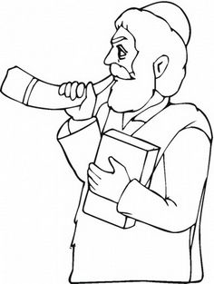 yom kippur coloring pages - yom kippur coloring pages and coloring on pinterest