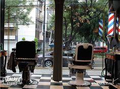 ¡Conoce dos de las mejores barberías del DF! ¡Y cuéntanos tu experiencia!