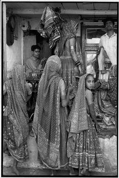© Henri Cartier-Bresson/Magnum Photos. Ahmedabad, Gujarat, 1966.