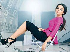 Mila Kunis - Vogue Russia, August 2012