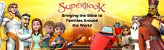 CBN.com - Get the Latest Superbook DVD - Anime Animation Bible Cartoon Video Series Bible Stories For Kids, Bible For Kids, Free At Last, Cartoon Gifs, Abc Family, Classic Cartoons, Animation Series, Lineup, July 1