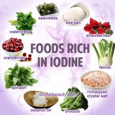 Iodine, a trace element necessary for the proper functioning of the thyroid gland, regulates the overall turnover of energy in the body, physical and mental development. Very little is widespread in nature, ends near the sea have the advantage compared to Hypothyroidism Diet, Thyroid Diet, Thyroid Gland, Pineal Gland, Thyroid Disease, Heart Disease, Foods That Contain Iodine, Foods With Iodine, Iodine Rich Fruits