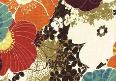 Richloom Fabric Amelia Graffi Basket Weave Cotton Drapery Upholstery   #Richloom