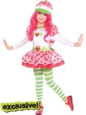 S Costumes Strawberry Shortcake
