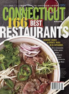 Best Restaurants in Connecticut 2016: Experts' Picks | BESTS & TOPS | connecticutmag.com