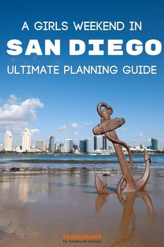 There is no better place for a fun-filled girls weekend than San Diego! Here's how to plan the perfect girls weekend in San Diego.   TravelDudes #SanDiego #California #GirlsWeekend   san diego travel   things to do san diego   san diego vacation things to do   san diego activities   san diego guide   girls trip   girls trip ideas   girls vacation   weekend girls trip ideas   girls weekend ideas travel San Diego Vacation, San Diego Travel, San Diego Activities, Girls Vacation, The Perfect Girl, Travel Things, Girls Weekend, Usa Travel, Dreaming Of You