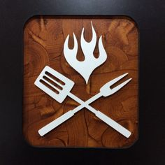 Diy Wall Art, Wood Wall Art, Wall Decor, Logo Restaurant, Restaurant Design, Dining Room Wall Art, Food Stickers, Food Court, Logo Food