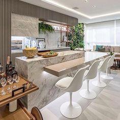 """Dinner Room Day's Inspiration! Dinner Room""""}, """"http_status"""": window. Kitchen Room Design, Modern Kitchen Design, Home Decor Kitchen, Interior Design Kitchen, Room Interior, Home Kitchens, Bar Interior, Küchen Design, House Design"""