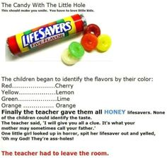 IM DYING!!!  This is actually kinda sad... but I couldn't stop laughing picturing the little girls face!