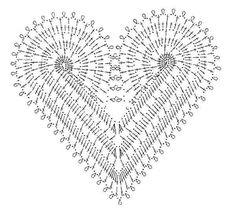 Сердечный узор