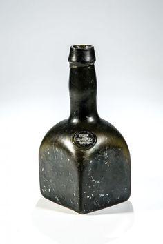 Seltene Madeira-Weinflasche : Lot 0099