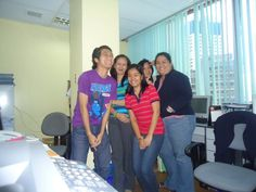 with officemate..