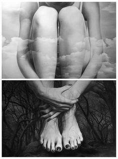 'Reflexion' 2014 by artist Tigran Tsitoghdzyan (aka Tigran Tsi), NY-based artist and painter, was born in Yerevan, Armenia in 1976.
