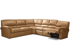 Reese Sectional by La-Z-Boy or Cashew??