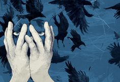 Surreal Editorial Illustrations by Simon Prades   Colossal