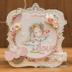 Handmade by Tamara: A heart for you Tilda