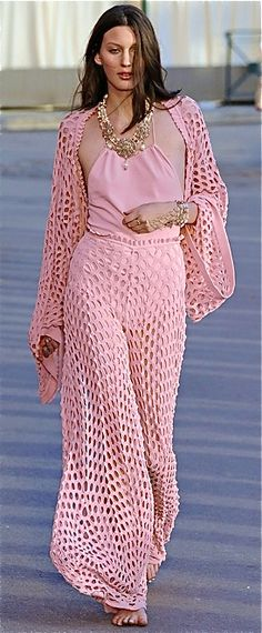 pink runway ♥✤ | Keep the Glamour | BeStayBeautiful
